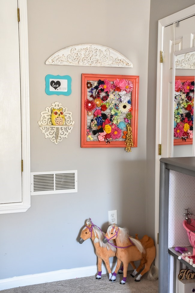Girls cottage themed bedroom and playroom makeover-24
