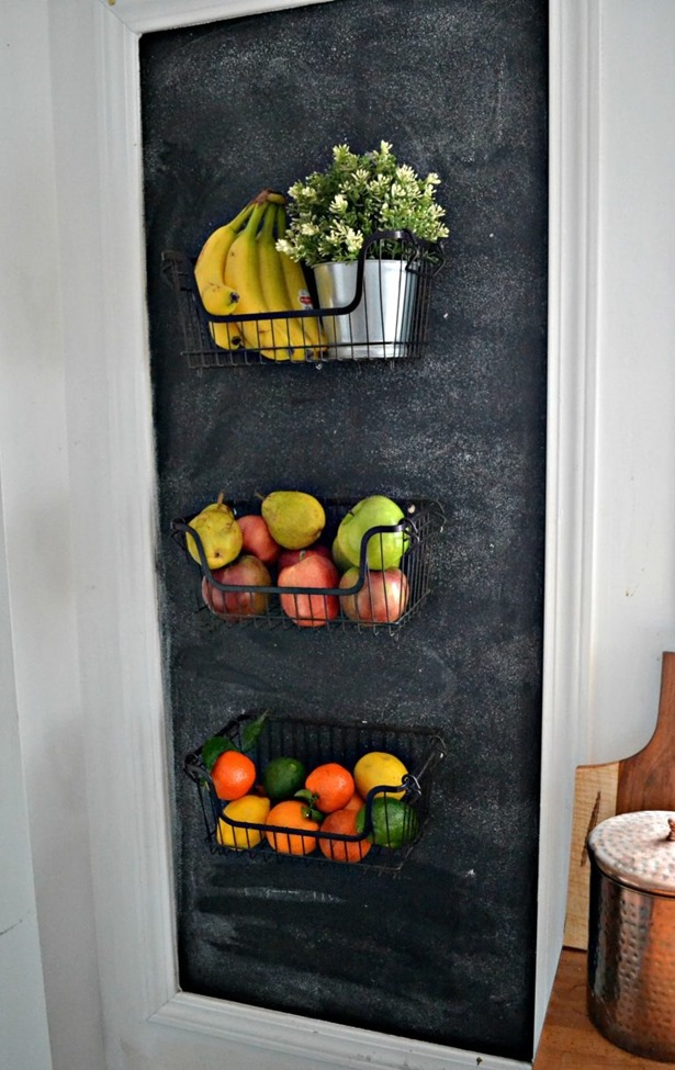 storage ideas for small kitchens
