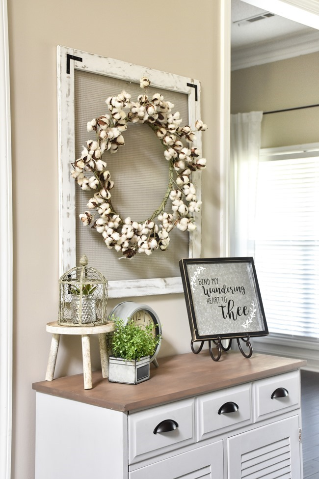 Farmhouse or Coastal Style Entryway Cabinet Makeover (15 of 16)