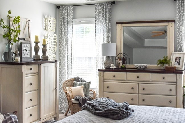 Master Bedroom refresh with Rooms to Go-4