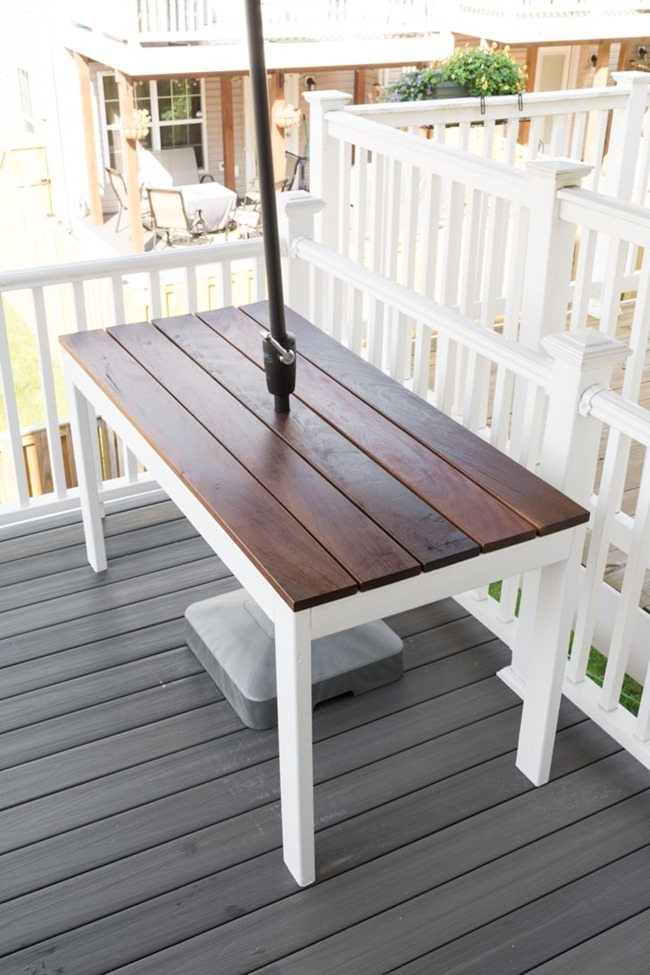 Slatted-Outdoor-Patio-Table-Build