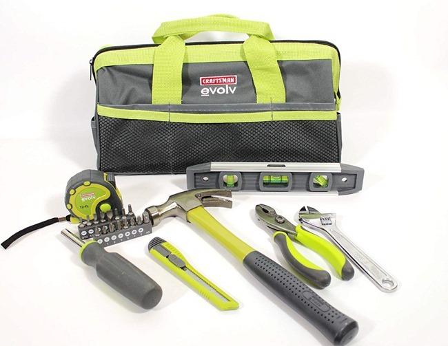 craftsman tool bag kit