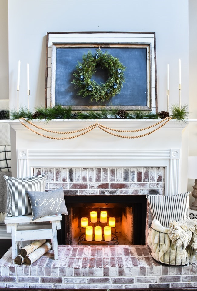 Cozy Neutral Winter Living Room-9