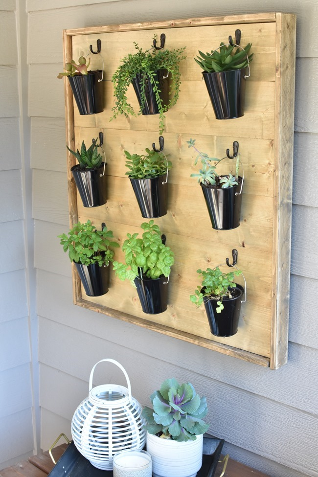 DIY Hanging Plant Wall-40