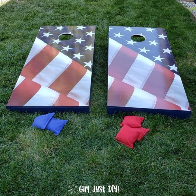 DIY-Cornhole-Game-Board-How-To-Games-on-Grass-Square-Girl-Just-DIY