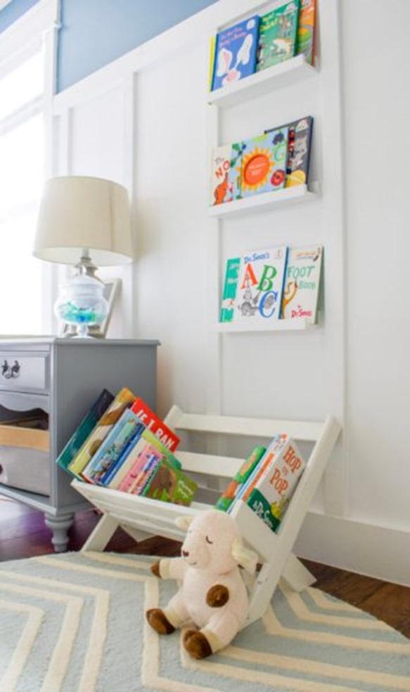diy book storage