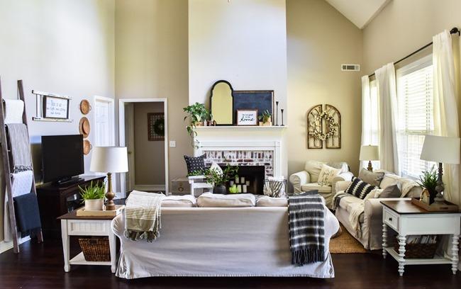 Living room updates new rug-1