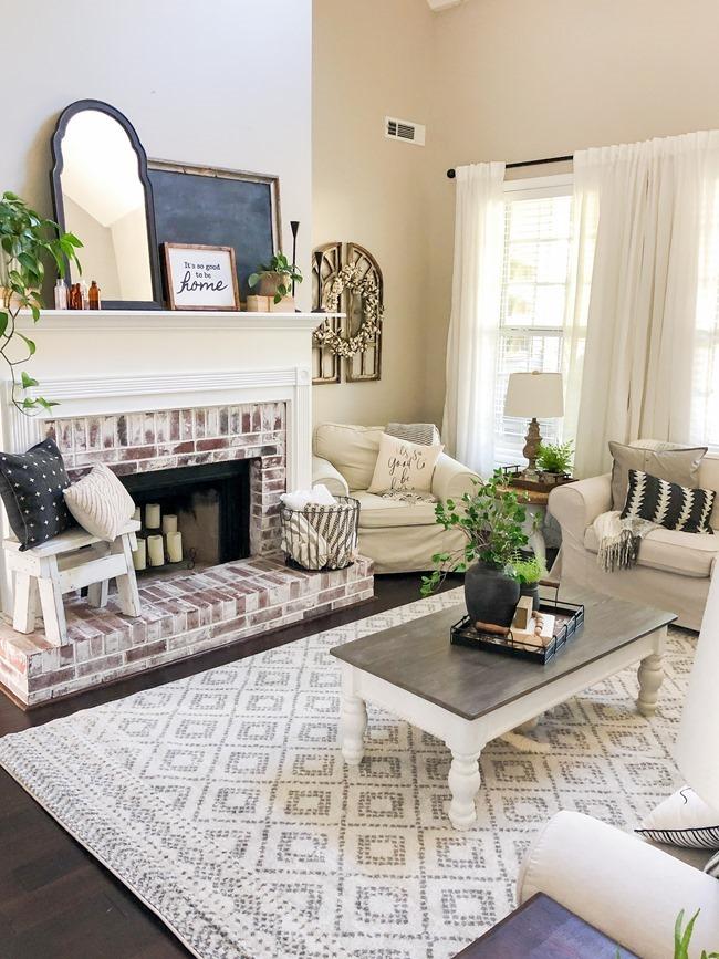 Living room updates new rug-26