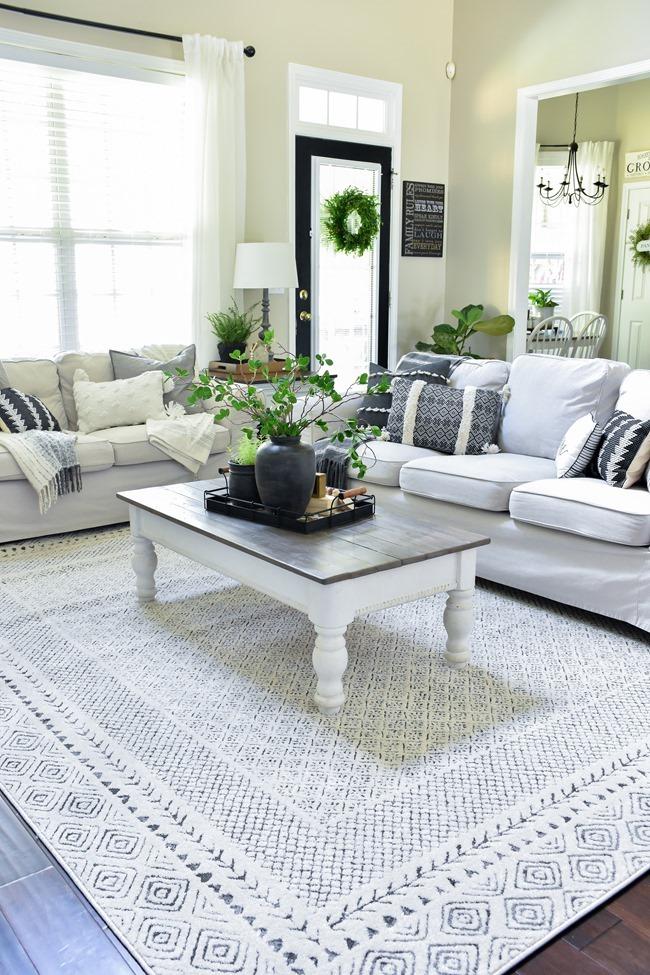 Living room updates new rug-27
