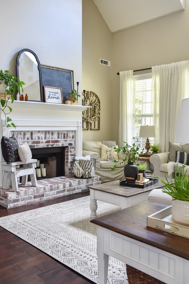 Living room updates new rug-31