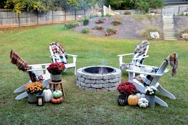 How to build a DIY firepit in your backyard-19