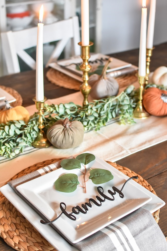 Fall dining room and thanksgiving table-11