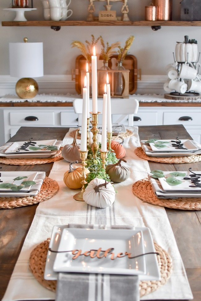 Fall dining room and thanksgiving table-6