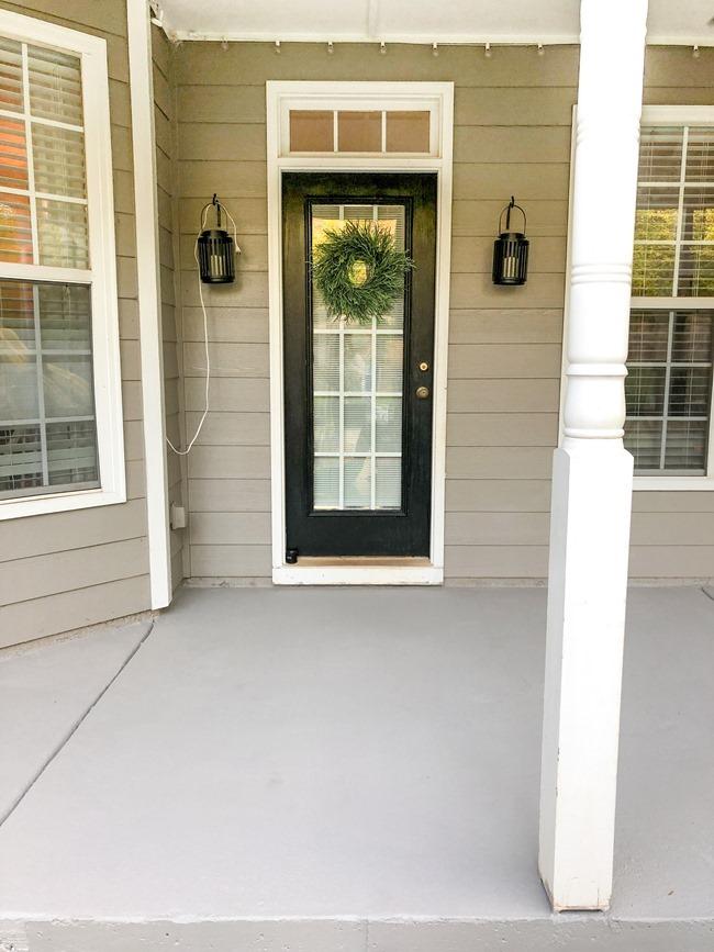 How to paint a concrete patio or porch-10
