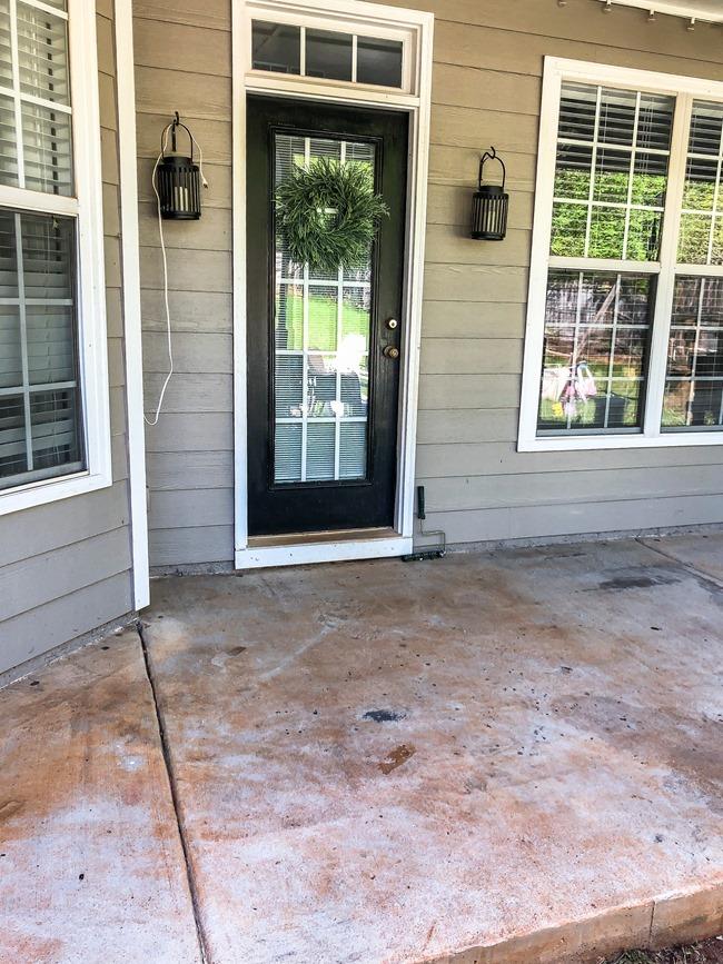 How to paint a concrete patio or porch-3