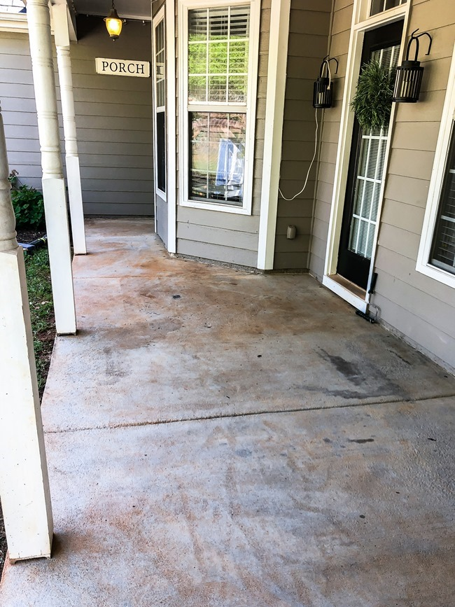 How to paint a concrete patio or porch-4