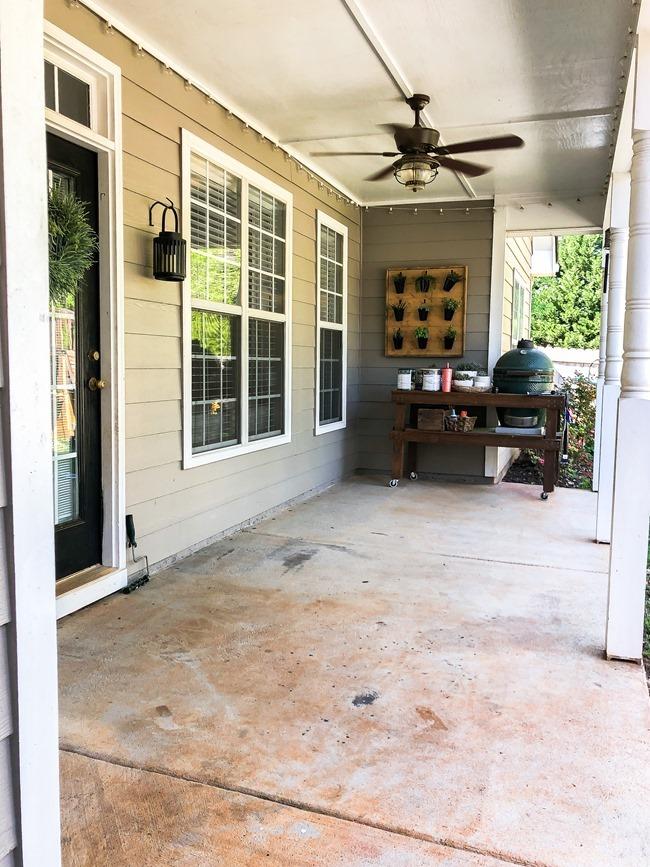 How to paint a concrete patio or porch-5