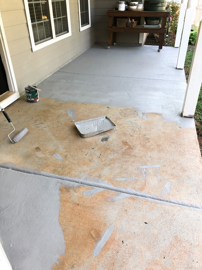 How to paint a concrete patio or porch-8