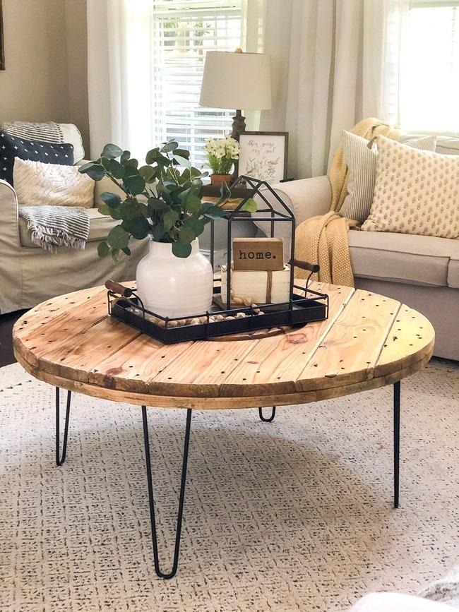 Wooden spool DIY ideas-11
