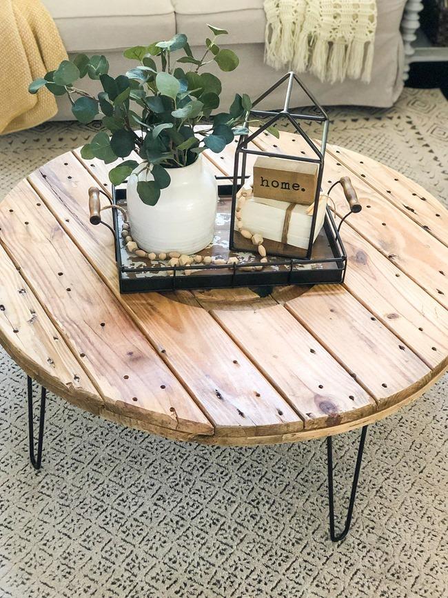 Wooden spool DIY ideas-15