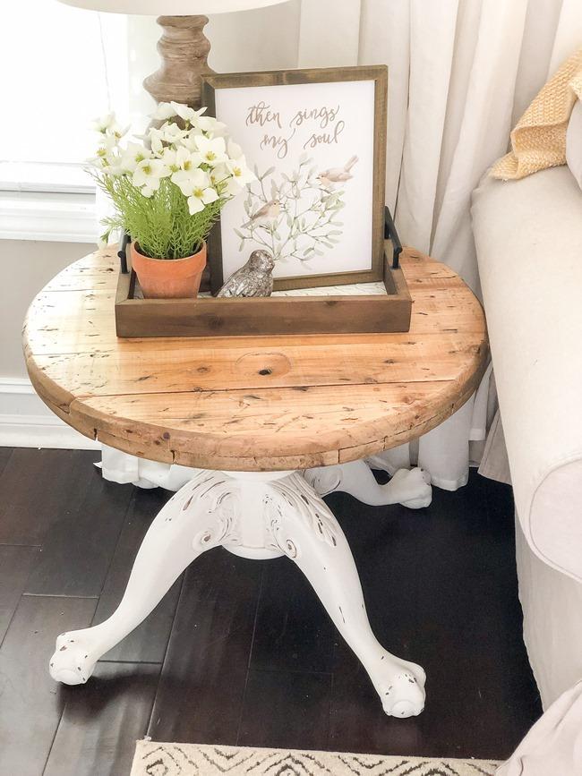 Wooden spool DIY ideas-26