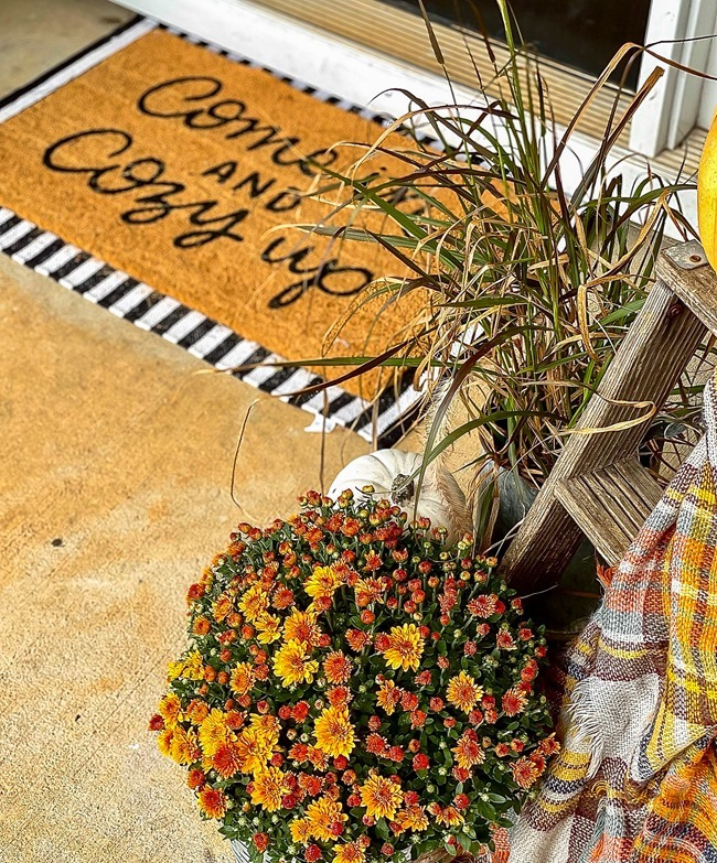 Cozy Fall Front Porch-19