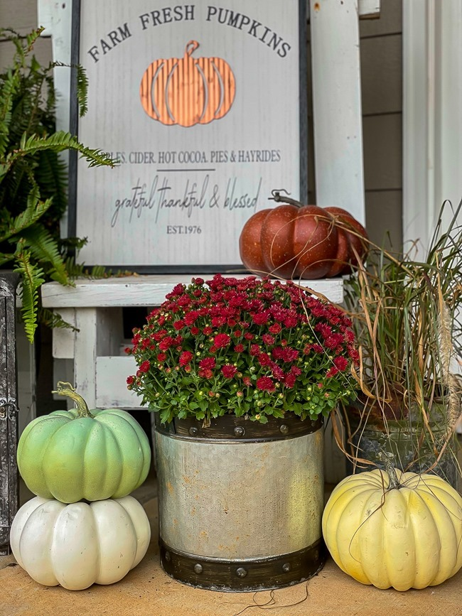 Cozy Fall Front Porch-26