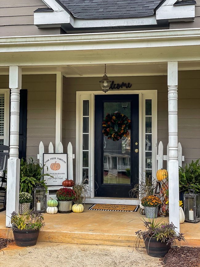 Cozy Fall Front Porch-4