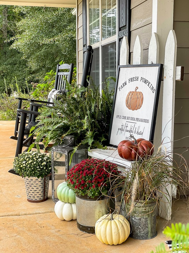 Cozy Fall Front Porch-6