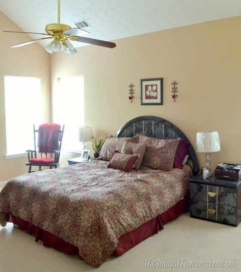 New Paint In Master Bedroom Magnet By Behr Marquee And A Fun Announcement The Frugal Homemaker
