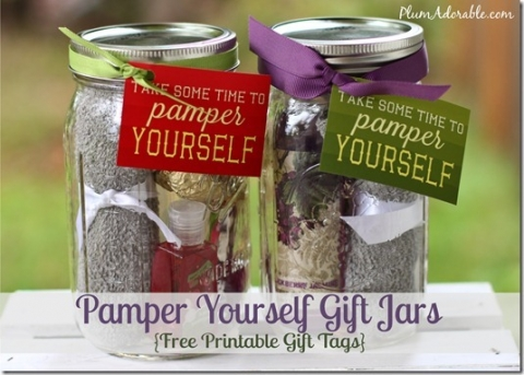 Non Food Gifts In A Jar Day 7 Of 31 Days To Take The Stress Out Of Christmas The Frugal Homemaker